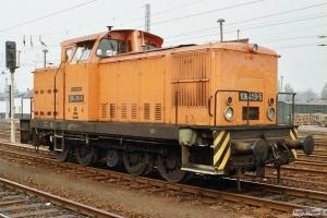 DR 106 419-5. Wismar 27.10.1990.
