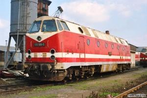 DR 119 198-0. Salzwedel 29.03.1991.