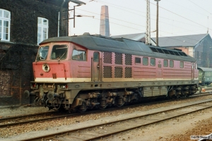 DR 132 308-8. Schwerin 27.10.1990.