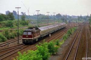 DR 132 309-6. Lübeck 12.08.1989.