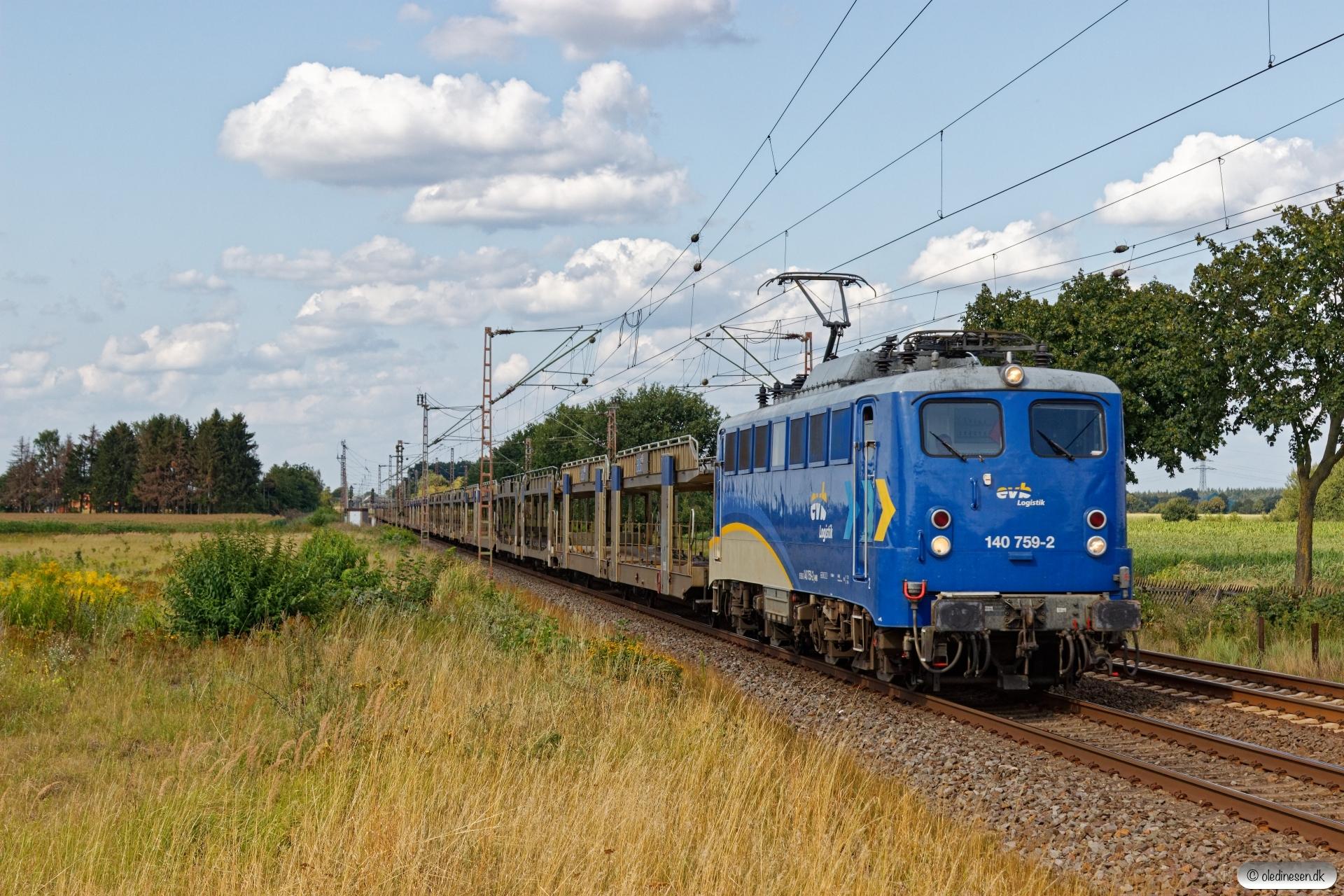 MWB 140 759-2. Dörverden - Eystrup 14.08.2019.