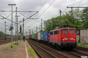 EGP 140 853-3. Hamburg-Harburg 10.05.2014.