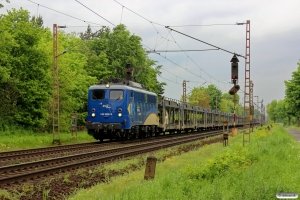 EVB 140 866-5. Dörverden - Eystrup 08.05.2014.