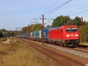 DB 185 328-9 med GD 42728 Pa-Mgb. Årup 19.09.2020.