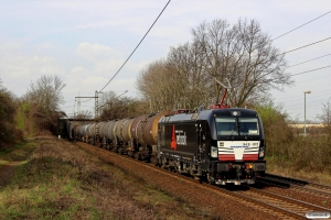 Transpetrol X4 E-872. Ahlten 21.03.2014.