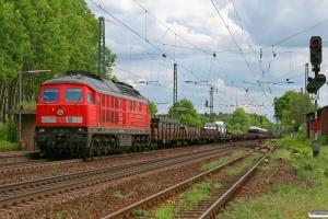 DB 232 003-4. Radbruch 16.05.2009.