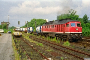 DB 232 151-1. Hamburg-Wandsbek 15.09.2001.
