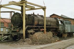DR 44 0390-3. Neuruppin 28.03.1991.