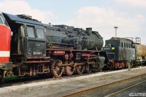 DR 50 3700-7. Salzwedel 29.03.1991.