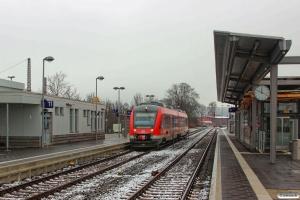 DB 648 263+648 763 som RB 14264. Northeim 25.01.2015.
