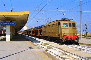 FS E 636 147. Catania C. Le 04.08.1998.