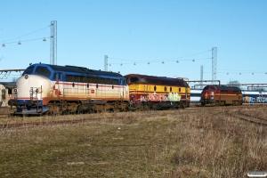 CFLCD MY 1146+CFLCA 1807 og CFLCD MX 1023. Odense 01.03.2013.