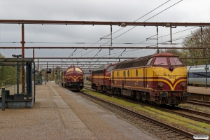 CFLCD MX 1023, MX 1029 og CFLCA 1807+CFLCD MY 1146. Fredericia 24.04.2018.