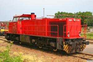 CFL Cargo 1206.008. Padborg 29.05.2008.