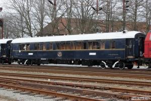 CIWL 3309 (F-VSOE 61 87 06-70 309-6). Padborg 14.04.2013.