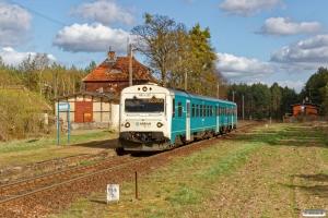 ARP MR/D 55 som Os 55443. Wierzchucin Stary 11.04.2017.