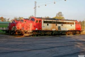 RCDK MY 1122, MY 1134 og MY 1157. Padborg 09.10.2010.