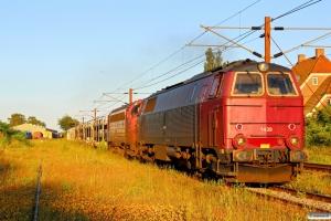 NEG MZ 1439+RCDK MY 1134 med RG 6287 Rg-Pa. Marslev 30.06.2015.