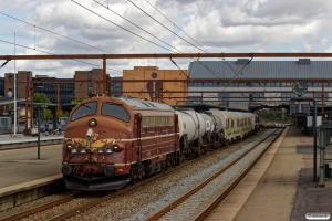 NEG MY 1148+Weedfree sprøjtetog+CONTC MX 1008 som BM 6145 Ro-Tl. Odense 28.07.2017.