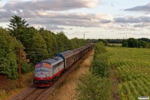 RCDK MY 1134 med RG 6102 Pa-Tl. Km 34,4 Fa (Lunderskov-Vamdrup) 05.08.2018.