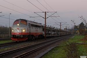 RCDK MY 1134 med RF 6802 Vm-Rg. Taulov 16.11.2018.
