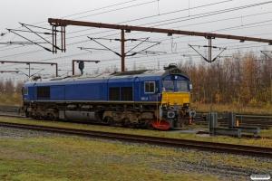 BRLL T66K 714. Padborg 24.11.2018.
