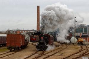 DSB Hs 415+CC 1132+CLE 1678. Odense 13.02.2019.