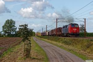 DSB MZ 1401 med VM 6454 Od-Ro. Marslev 13.09.2019.