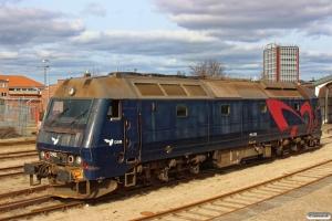 DSB ME 1501. Odense 22.03.2015.