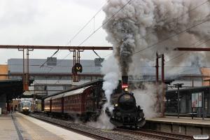 DSB K 563+AC 42+CC 1132+CLE 1678 som VP 222101 Od-Tp. Odense 22.10.2016.