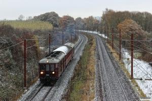 DSB MO 1846+B 314+DB 5101 som VM 222201 Od-Tl. Km 166,0 Kh (Odense-Holmstrup) 08.11.2016.