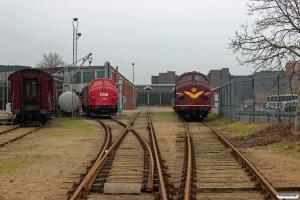 DSB MY 1135 og MY 1101. Odense 25.01.2017.