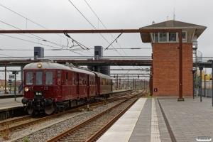 DSB MO 1846+CLE 1678 som VP 222102 Tp-Od. Odense 14.10.2017.