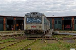 DSB MRD 4288 og Køf 256. Randers 12.05.2018.