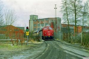 DJ MY 1158+NJ M 11. Fruens Bøge 25.02.2006.