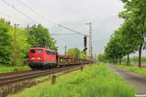 DB 139 132-5. Dörverden - Eystrup 08.05.2014.