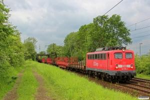 DB 140 354-2. Ahlten 09.05.2014.