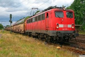 DB 140 378-1. Radbruch 13.06.2008.