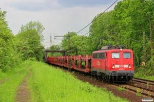 DB 140 585-1. Ahlten 09.05.2014.