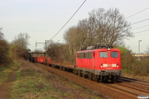 DB 140 678-4. Ahlten 21.03.2014.