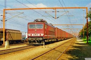 DB 155 198-5 med GD 42202. Padborg 27.09.1997.