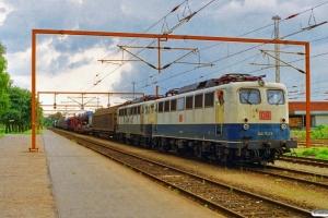 DB 140 753-5+140 721-2 med GD 41728. Padborg 20.08.1999.