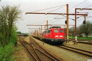 DB 140 465-6. Padborg 25.04.2003.