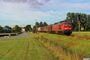 DB 233 321-9 med GD 138602 Tdr-Es. Bredebro 01.08.2015.