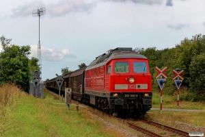 DB 233 040-5 med GD 138611 Es-Tdr. Km 38,4 Bm (Skærbæk-Døstrup) 01.08.2015.