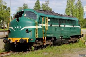 TTT Di3.621. Långsele 08.06.2015.