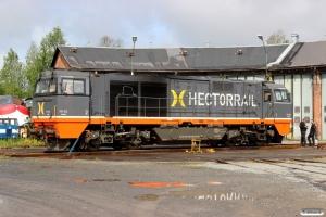 HCTOR 941.102. Långsele 19.06.2018.