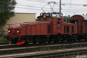 SJ Hg 787 med RST 54297. Nässjö 12.09.2010.