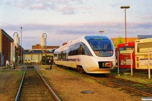 Talbot B 188 708+B 188 707. Odense 12.05.1997.