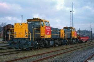 RN 6427+6440. Padborg 11.04.2008.